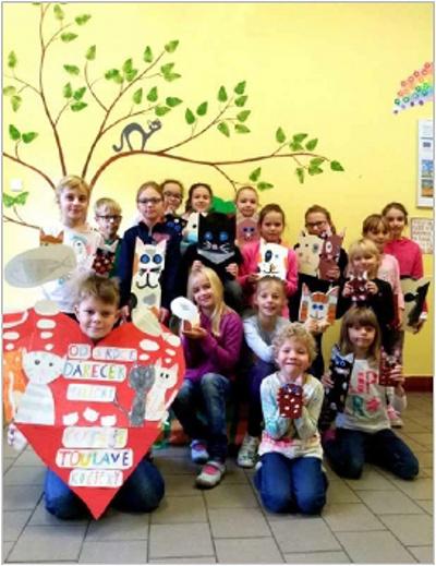 Ocenění projektu školy Kočičí srdce v 6.ročníku soutěže Srdce s láskou darované